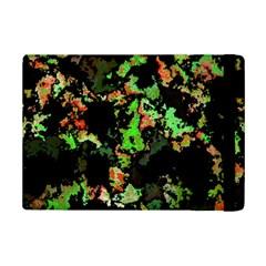 Splatter Red Green iPad Mini 2 Flip Cases