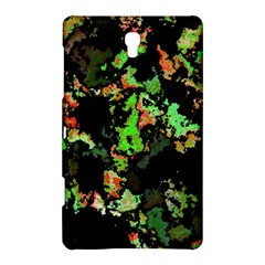 Splatter Red Green Samsung Galaxy Tab S (8.4 ) Hardshell Case