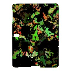 Splatter Red Green Samsung Galaxy Tab S (10.5 ) Hardshell Case