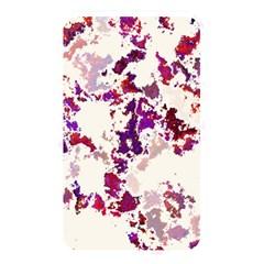Splatter White Memory Card Reader