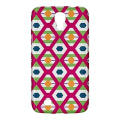 Honeycomb in rhombus pattern Samsung Galaxy Mega 6.3  I9200 Hardshell Case