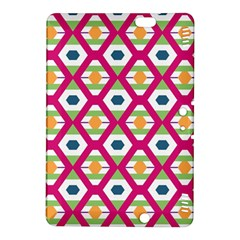 Honeycomb in rhombus pattern	Kindle Fire HDX 8.9  Hardshell Case