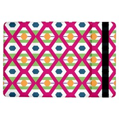 Honeycomb in rhombus pattern	Apple iPad Air Flip Case