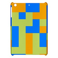 Tetris shapes Apple iPad Mini Hardshell Case