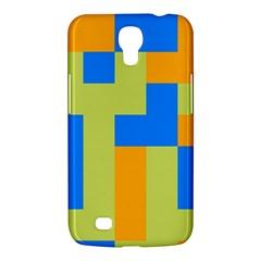 Tetris shapes Samsung Galaxy Mega 6.3  I9200 Hardshell Case