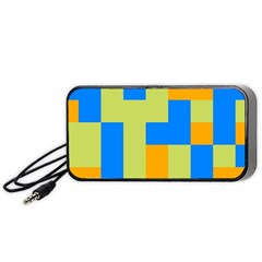 Tetris Shapes Portable Speaker