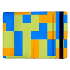 Tetris shapes	Samsung Galaxy Tab Pro 12.2  Flip Case