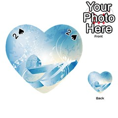 Music Playing Cards 54 (Heart)