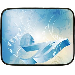 Music Fleece Blanket (Mini)