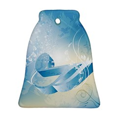 Music Bell Ornament (2 Sides)