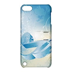 Music Apple iPod Touch 5 Hardshell Case with Stand