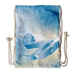 Music Drawstring Bag (Large)