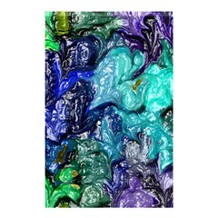 Strange Abstract 1 Shower Curtain 48  X 72  (small)