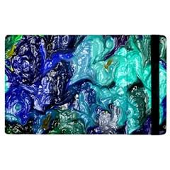 Strange Abstract 1 Apple iPad 3/4 Flip Case