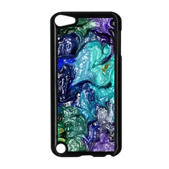 Strange Abstract 1 Apple iPod Touch 5 Case (Black)