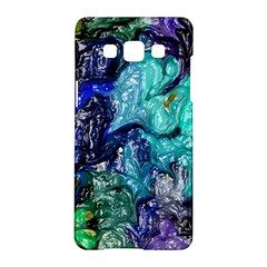 Strange Abstract 1 Samsung Galaxy A5 Hardshell Case