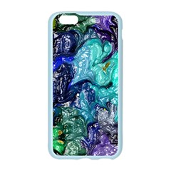 Strange Abstract 1 Apple Seamless iPhone 6/6S Case (Color)