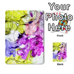 Strange Abstract 2 Soft Multi-purpose Cards (Rectangle)
