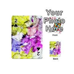 Strange Abstract 2 Soft Playing Cards 54 (Mini)