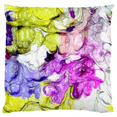 Strange Abstract 2 Soft Large Cushion Cases (Two Sides)