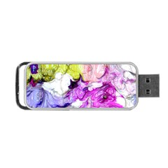 Strange Abstract 2 Soft Portable USB Flash (One Side)