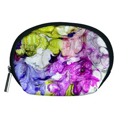 Strange Abstract 2 Soft Accessory Pouches (Medium)