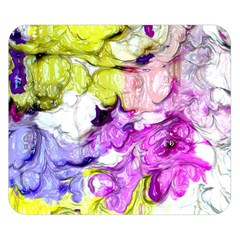 Strange Abstract 2 Soft Double Sided Flano Blanket (Small)