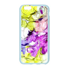 Strange Abstract 2 Soft Apple Seamless iPhone 6/6S Case (Color)