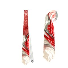 Strange Abstract 3 Neckties (One Side)