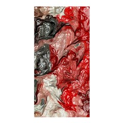 Strange Abstract 3 Shower Curtain 36  X 72  (stall)