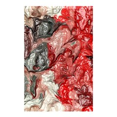 Strange Abstract 3 Shower Curtain 48  X 72  (small)