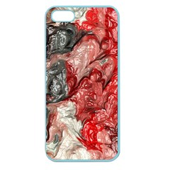 Strange Abstract 3 Apple Seamless iPhone 5 Case (Color)