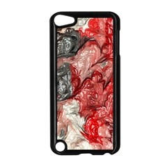 Strange Abstract 3 Apple iPod Touch 5 Case (Black)