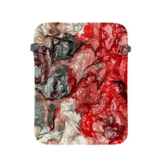 Strange Abstract 3 Apple iPad 2/3/4 Protective Soft Cases