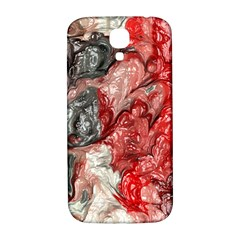 Strange Abstract 3 Samsung Galaxy S4 I9500/I9505  Hardshell Back Case