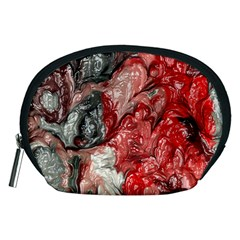 Strange Abstract 3 Accessory Pouches (Medium)