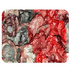 Strange Abstract 3 Double Sided Flano Blanket (Medium)