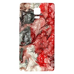 Strange Abstract 3 Galaxy Note 4 Back Case