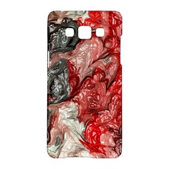 Strange Abstract 3 Samsung Galaxy A5 Hardshell Case