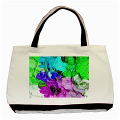 Strange Abstract 4 Basic Tote Bag (Two Sides)