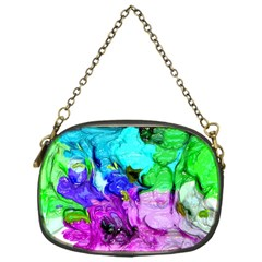 Strange Abstract 4 Chain Purses (One Side)