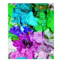 Strange Abstract 4 Shower Curtain 60  x 72  (Medium)