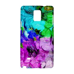 Strange Abstract 4 Samsung Galaxy Note 4 Hardshell Case