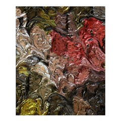 Strange Abstract 5 Shower Curtain 60  x 72  (Medium)