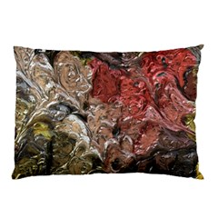Strange Abstract 5 Pillow Cases (two Sides)