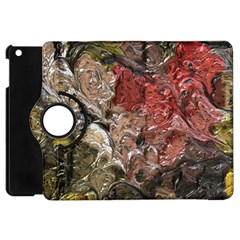 Strange Abstract 5 Apple iPad Mini Flip 360 Case