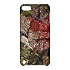 Strange Abstract 5 Apple iPod Touch 5 Hardshell Case with Stand