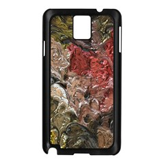 Strange Abstract 5 Samsung Galaxy Note 3 N9005 Case (Black)