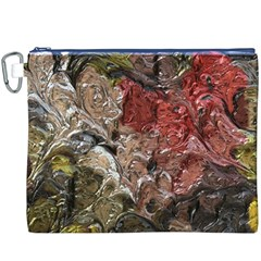 Strange Abstract 5 Canvas Cosmetic Bag (XXXL)