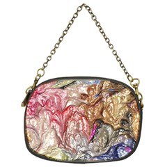 Strange Abstract 6 Chain Purses (Two Sides)